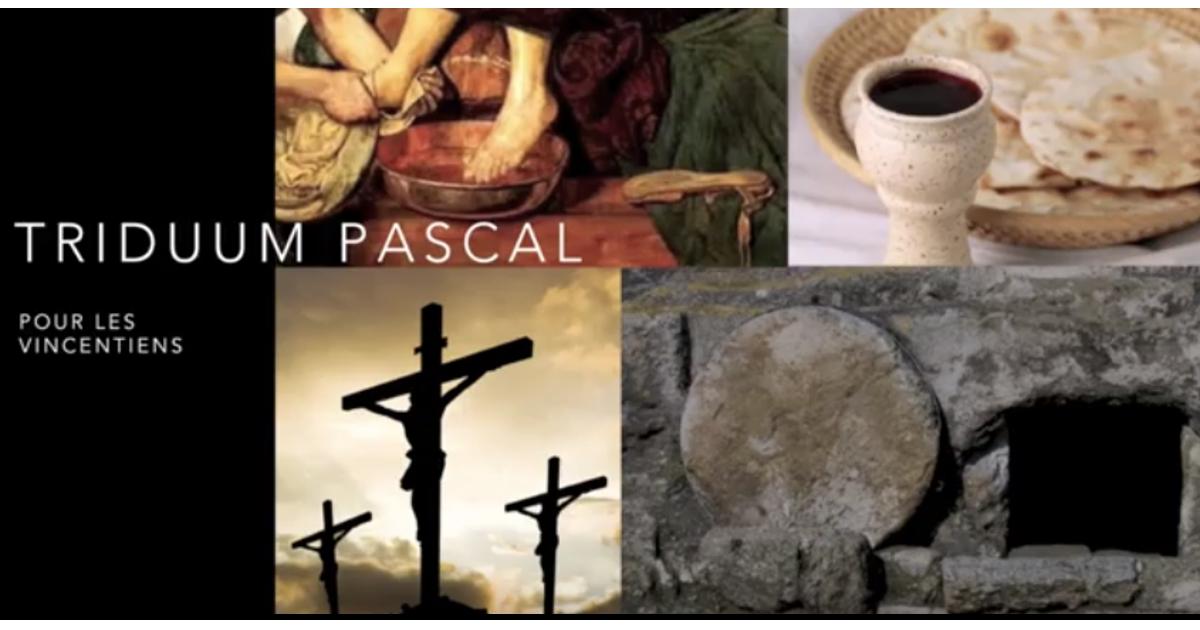 Triduum Pascal pour Les Vincentiens