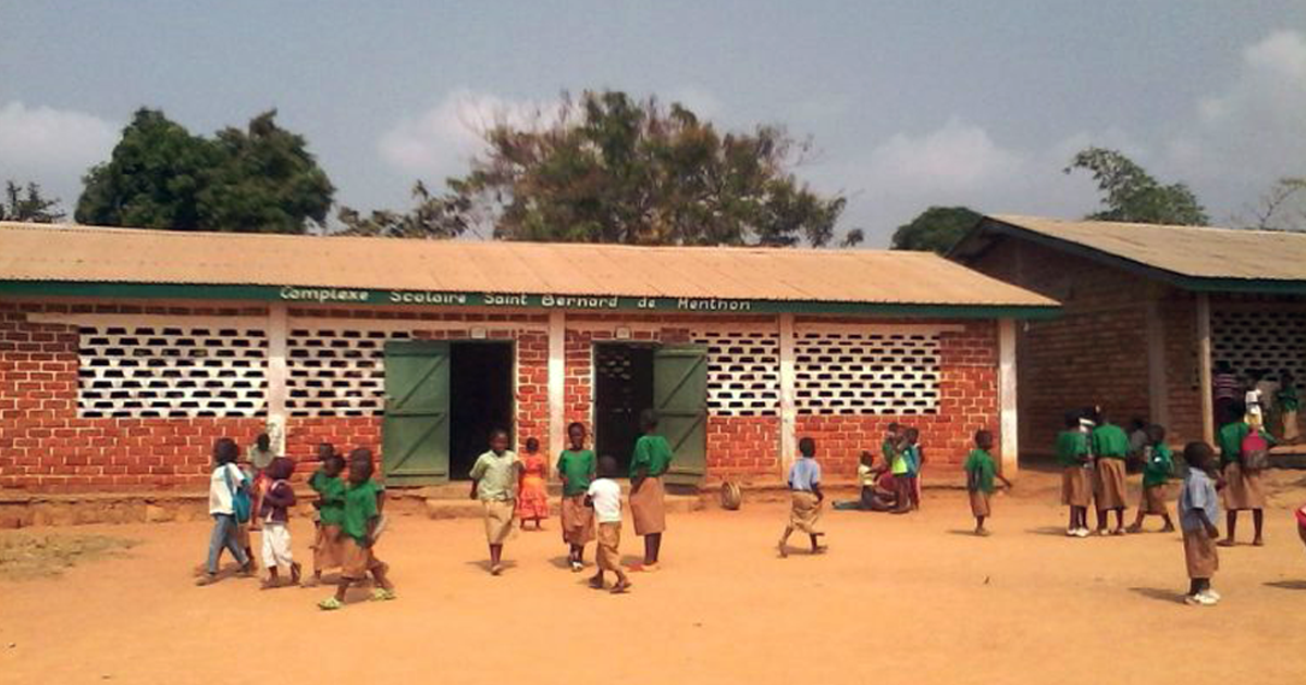 L'avenir de la Mission en Centre-Afrique