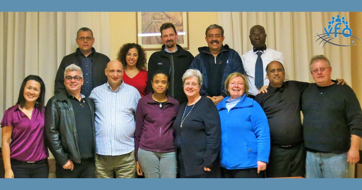Le nouveau groupe de conseillers : Le Bureau de la Famille Vincentienne (VFO)