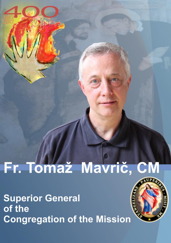 Biographie officielle de Tomaž Mavrič, CM