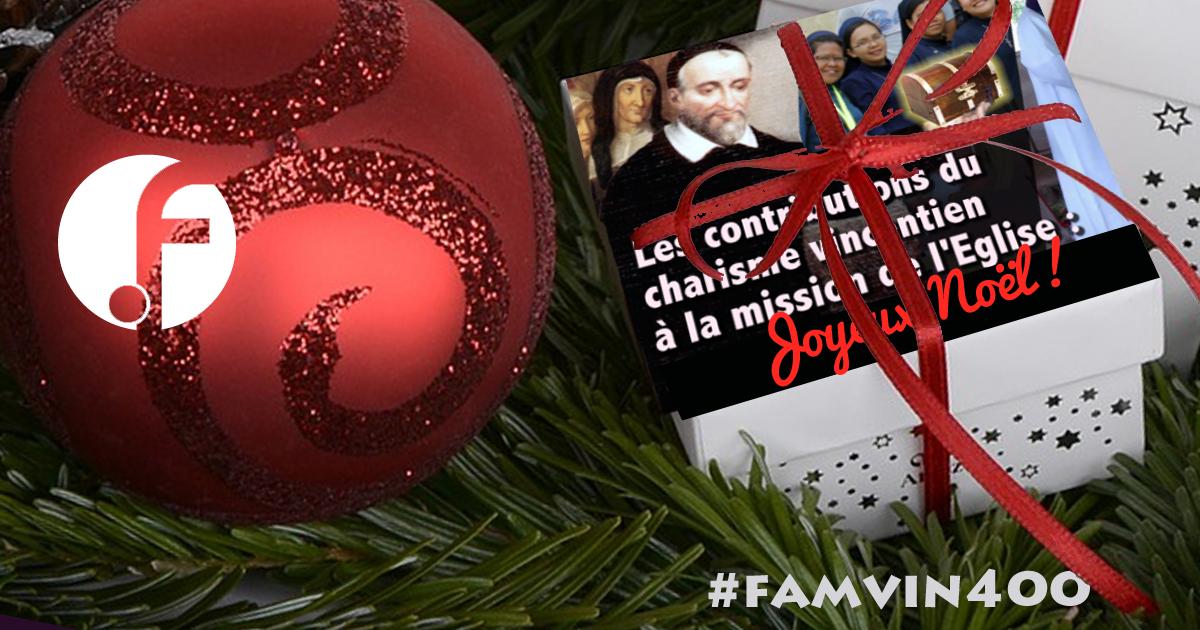 #famvin400 : Un cadeau pour toi !