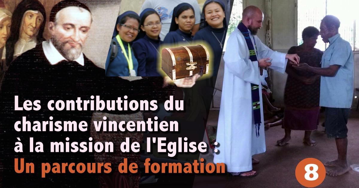 Père Vincent nous l'a enseigné!  • «Les contributions» nº 8