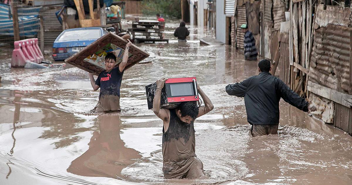 Pérou fait face à des catastrophes naturelles multiples