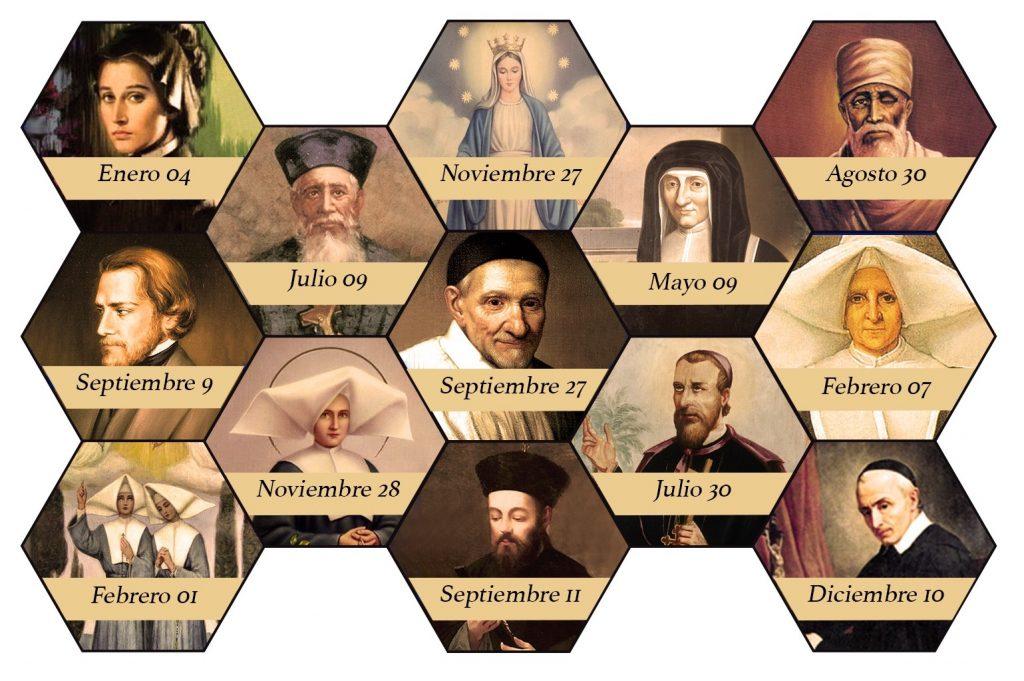 La révision du calendrier liturgique vincentien