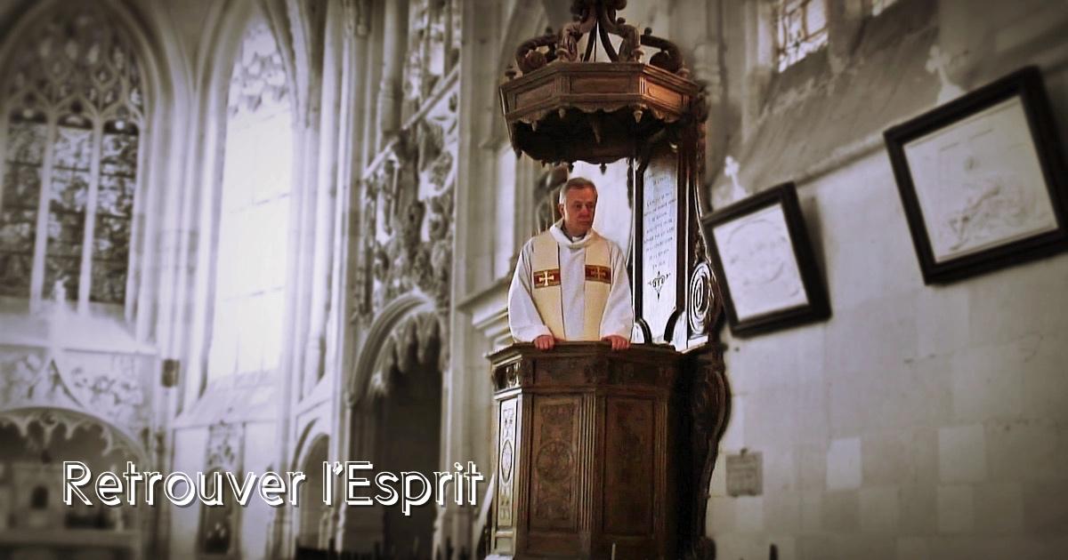 Retrouver l'Esprit • Une vidéo du P. Tomaž Mavrič