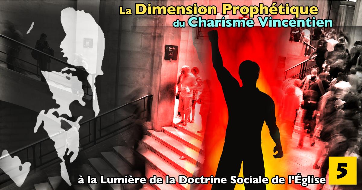 Prophétisme du charisme vincentien nº 5 •  Trouver Dieu dans l'administration #famvin400