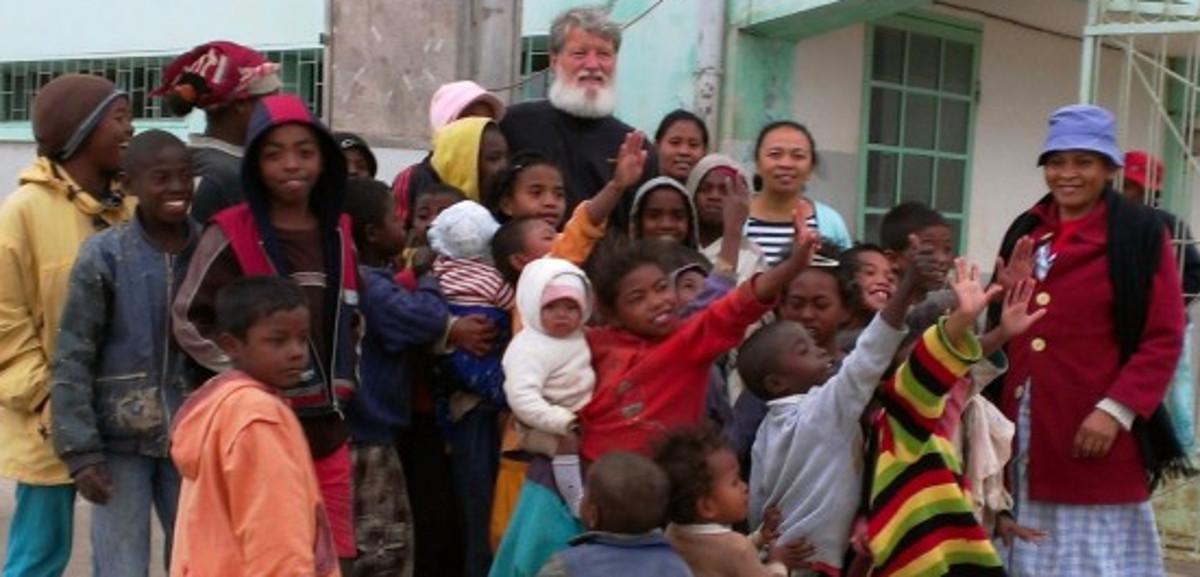 Pauvreté à Madagascar : le combat du Père Pedro