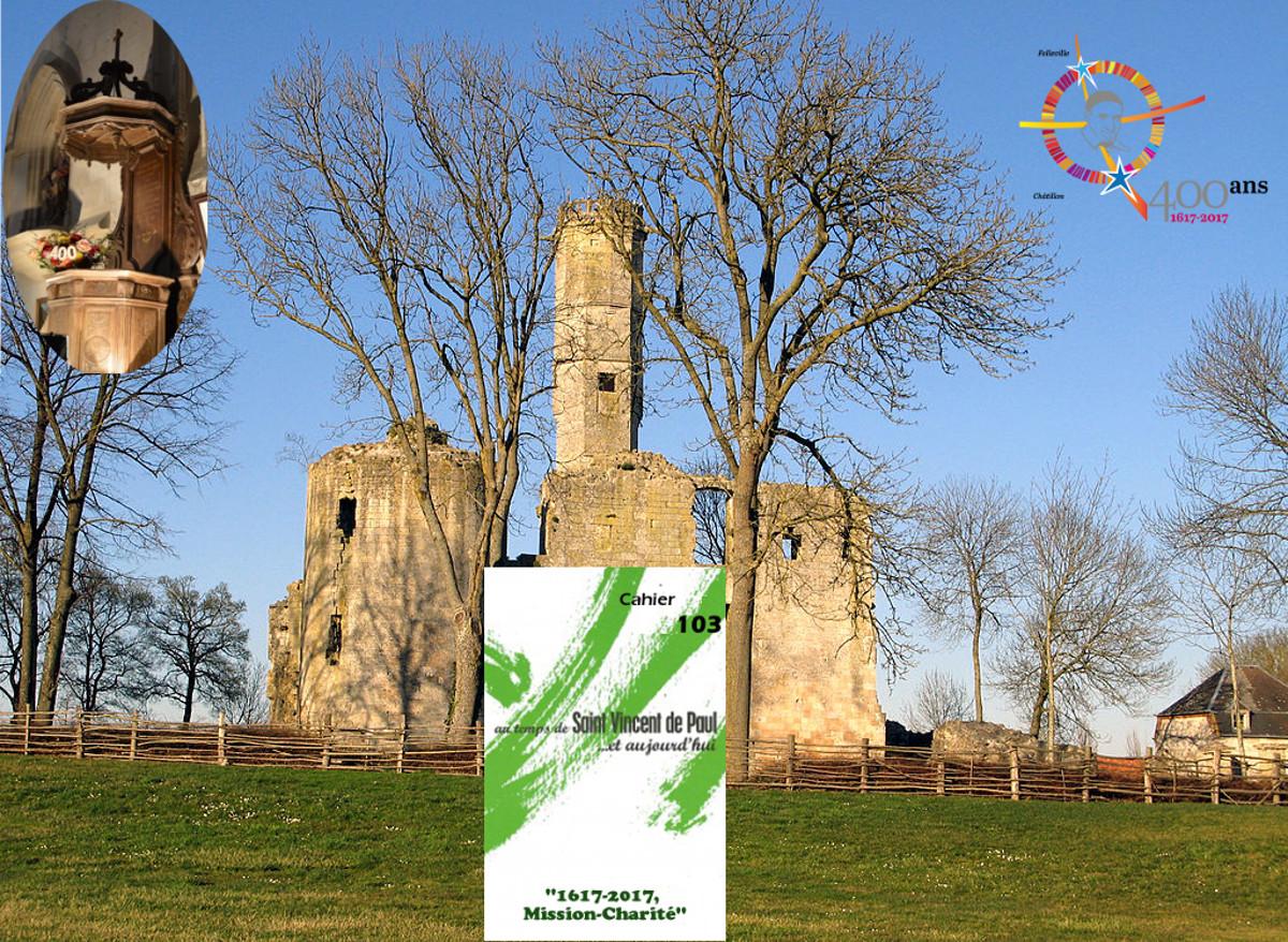 Fiches Vincentiennes 103: «1617-2017, Mission-Charité»