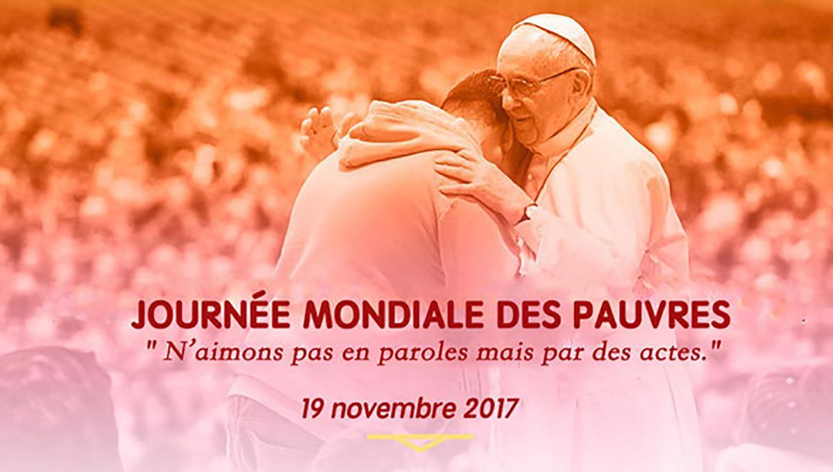 Les Vincentiens et la Journée Mondiale des Pauvres