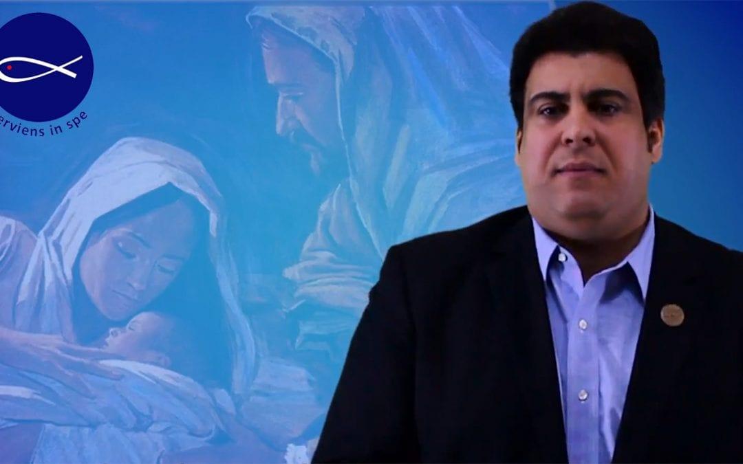 Message de Noël de Renato Lima, président de la SSVP