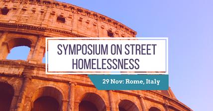 Symposium Homelees