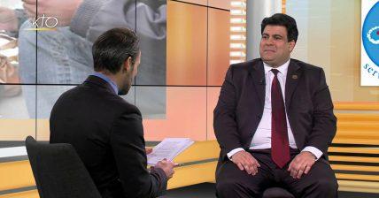 entretien sur KTO TV