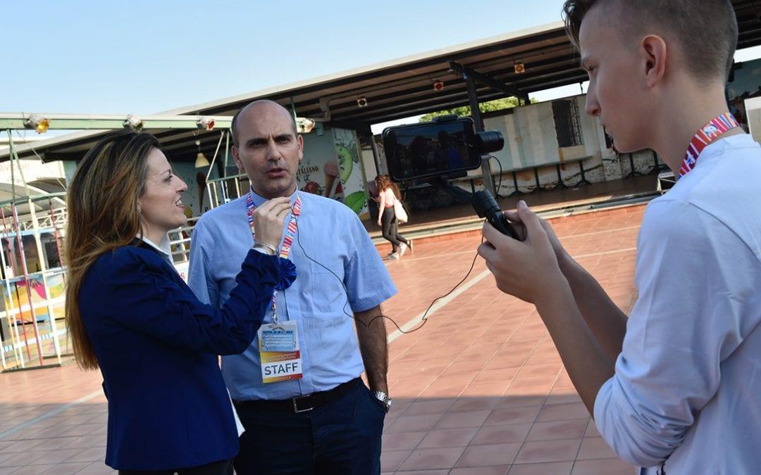 Elena Grazini, nouvelle responsable du bureau de presse de la Famille Vincentienne