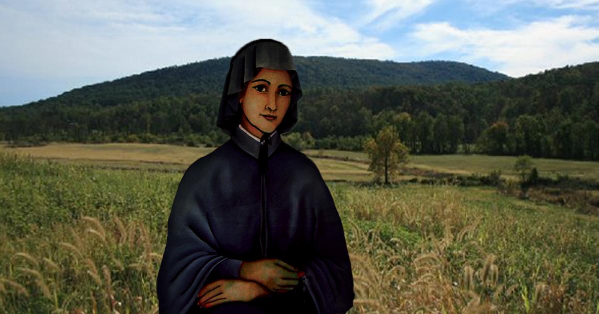 Elizabeth Ann Seton – Fondatrice des Sœursde la Charité de Saint-Joseph