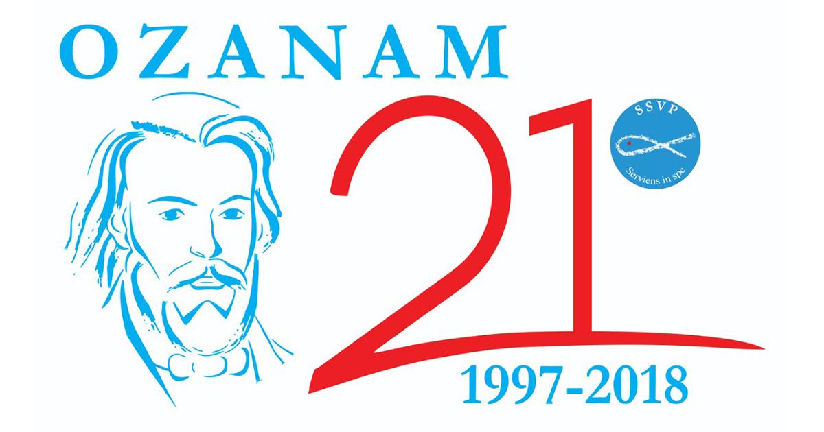La SSVP en fête : 21 ans depuis la béatification d'Antoine Frédéric Ozanam !