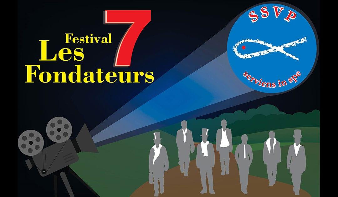Le Conseil Général lance le festival de cinéma sur les sept fondateurs de la SSVP