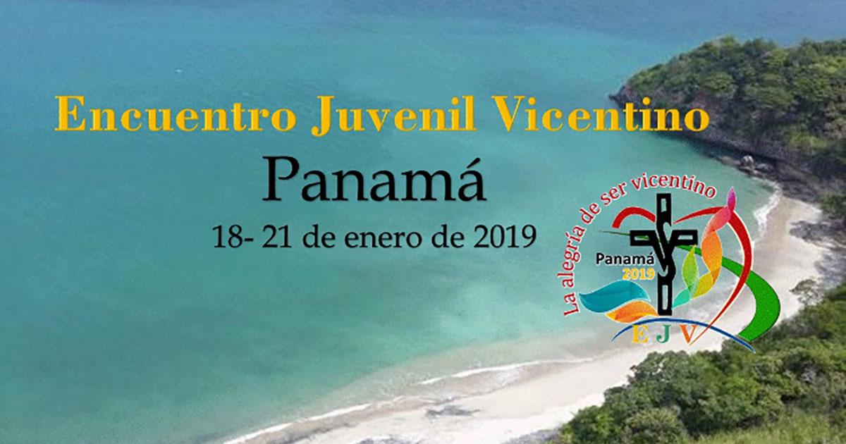 Journées Mondiales de la Jeunesse et Rencontre Vincentienne des Jeunes – Panamá 2019