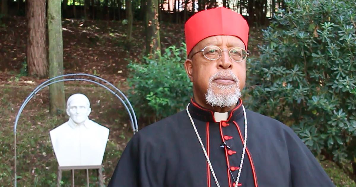 « l'Europe a-t-elle encore des valeurs chrétiennes dans sa façon de traiter les migrants ? » demande le cardinal éthiopien au Synode