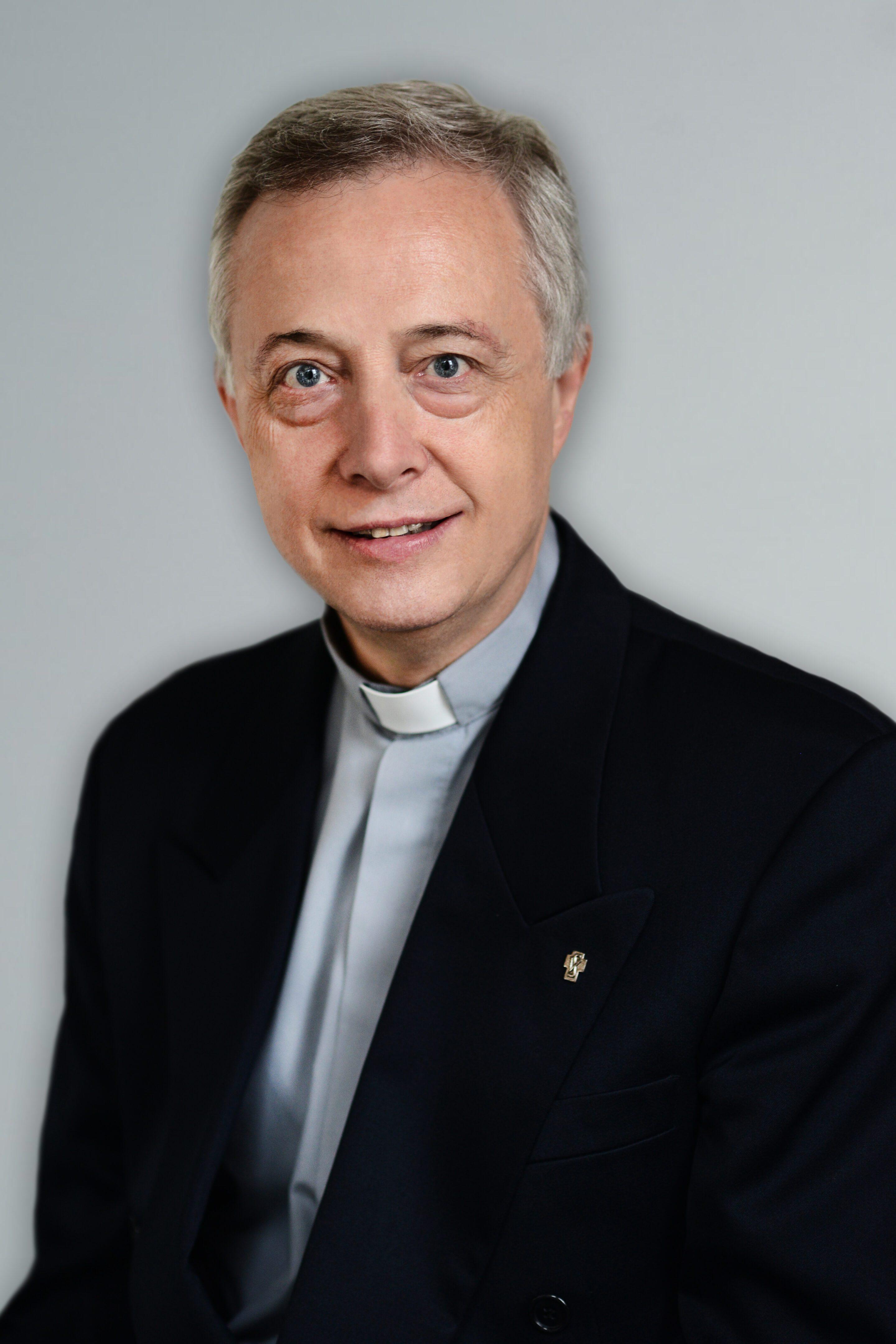 Andrea Gangi di Vatican news intervista P. Tomaz Mavric