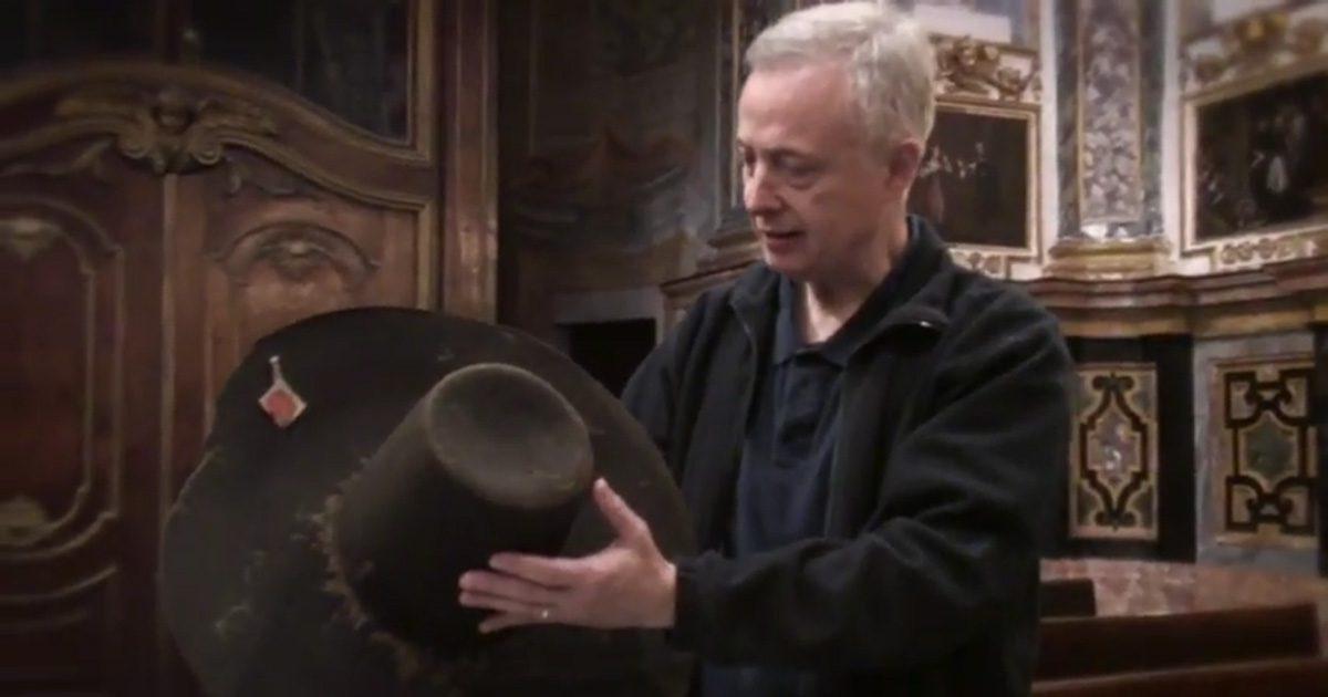 400 anni e sembra ieri – Il cappello di san Vincenzo