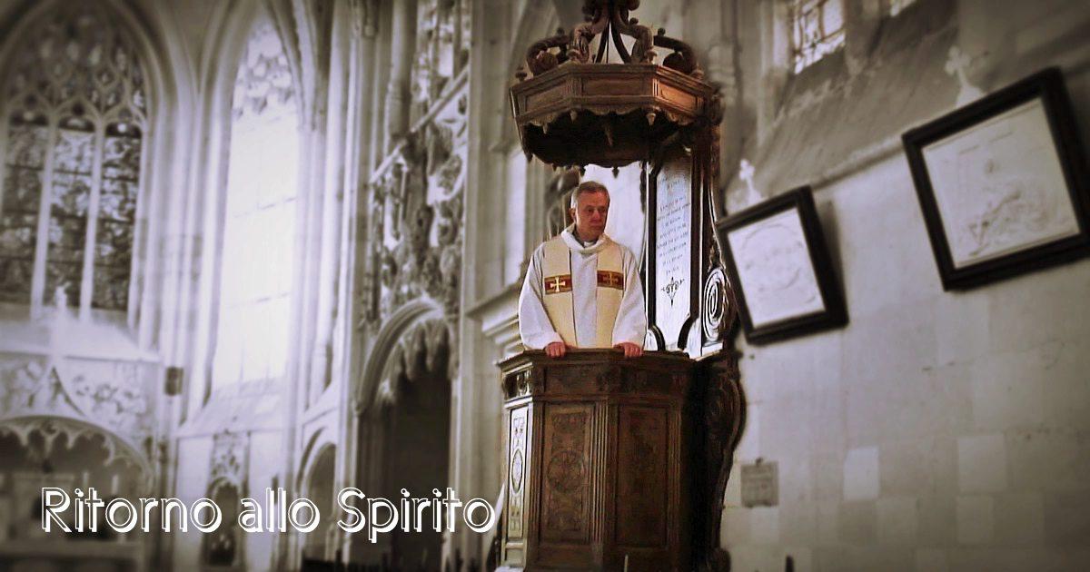 Ritorno allo spirito • Un video di P. Tomaž Mavrič