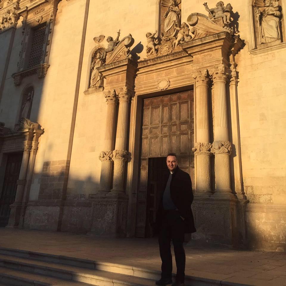 In Puglia un nuovo sacerdote vincenziano: P. Francesco Pesimena
