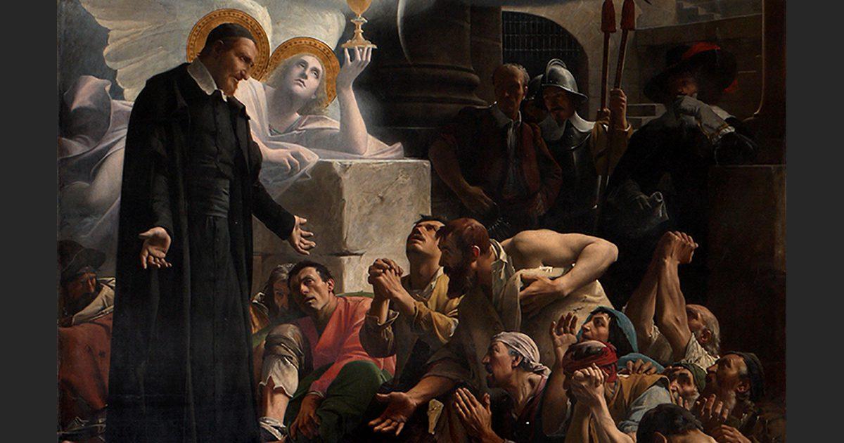 La festa di san Vincenzo del 400° anniversario del Carisma Vincenziano – di Felix Villafranca