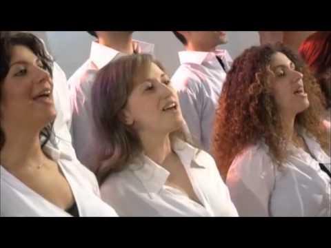 """""""Con te Vincenzo"""": l'inno a San Vincenzo in italiano durante la Celebrazione Eucaristica del Simposio"""