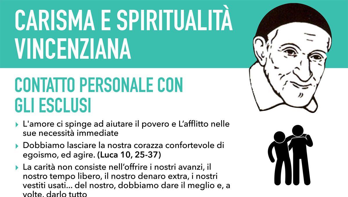 Carisma Vincenziano: Infografica