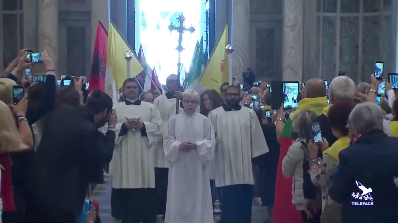 Video della Santa Messa conclusiva del Simposio della Famiglia Vincenziana