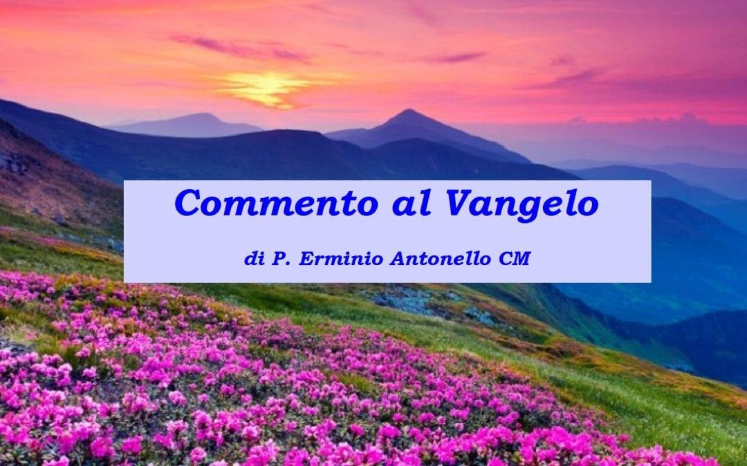 Commento del Vangelo della Solennità di Cristo Re dell'Universo (Anno A) –  di P. Erminio Antonello