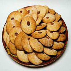 'nZuddi, ricetta biscotti siciliani che prendono il nome da Vincenzo de' Paoli
