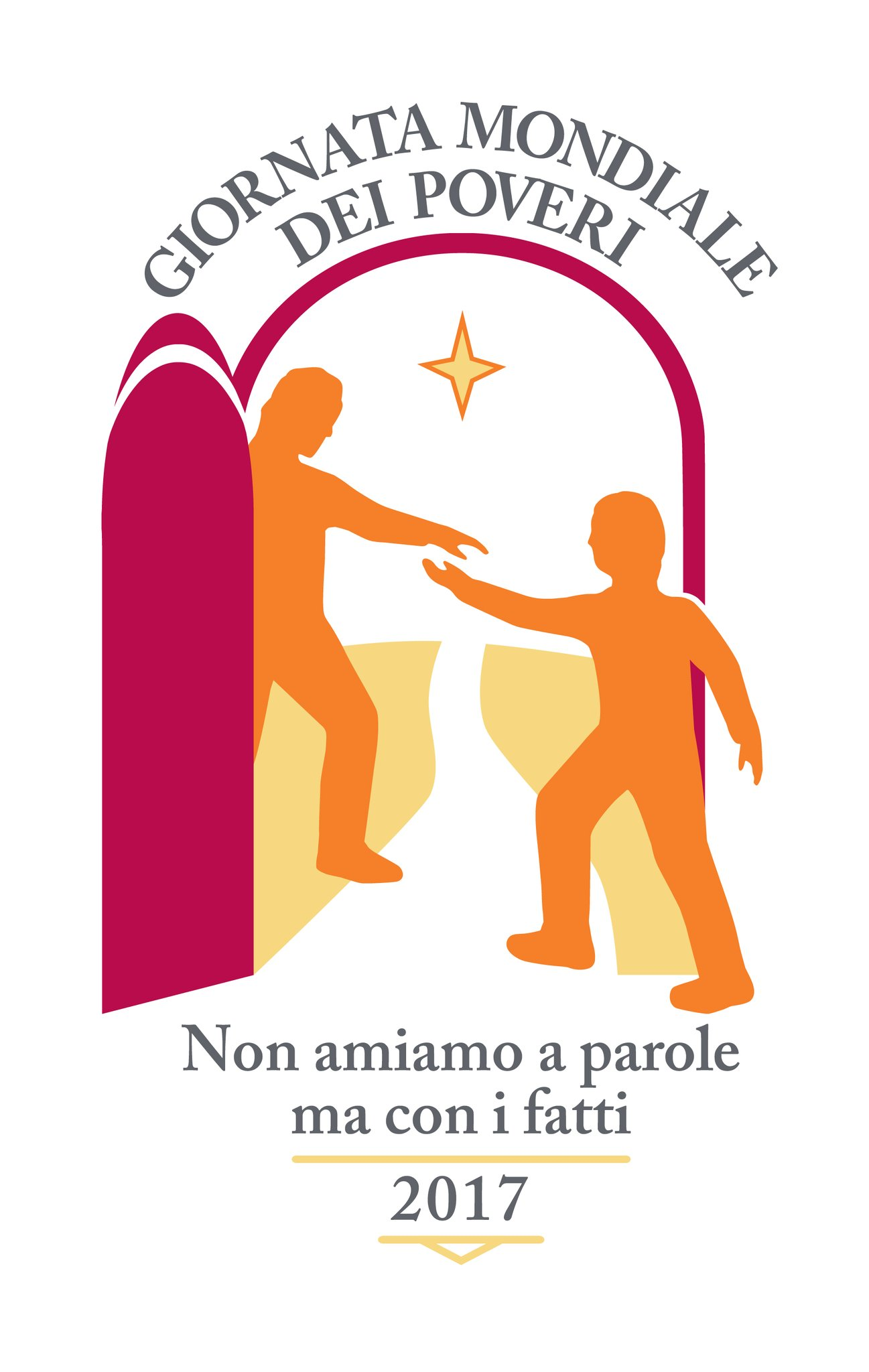 Domenica Giornata Mondiale dei Poveri con Papa Francesco