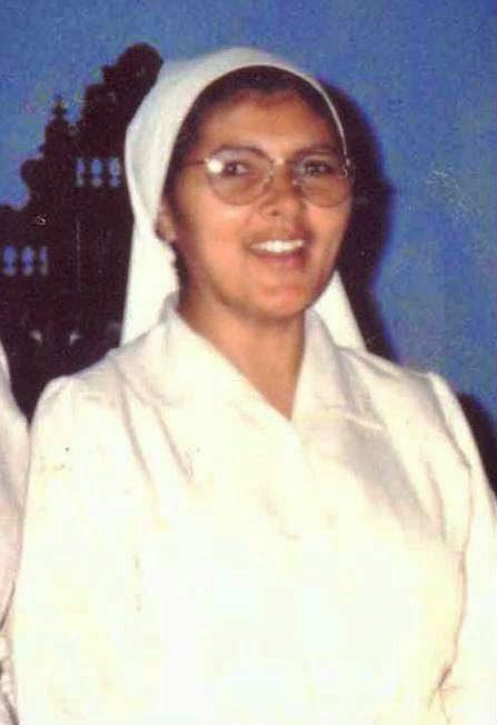 7 gennaio Beata Lindalva Justo de Oliveira Figlia della Carità vergine e martire