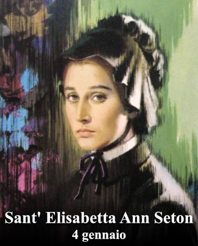 """Santa Elisabetta Anna Seton: la prima santa """"americana"""""""