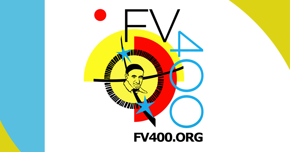 """Logo e informazioni sul festival e il concorso """"Finding Vince 400"""""""