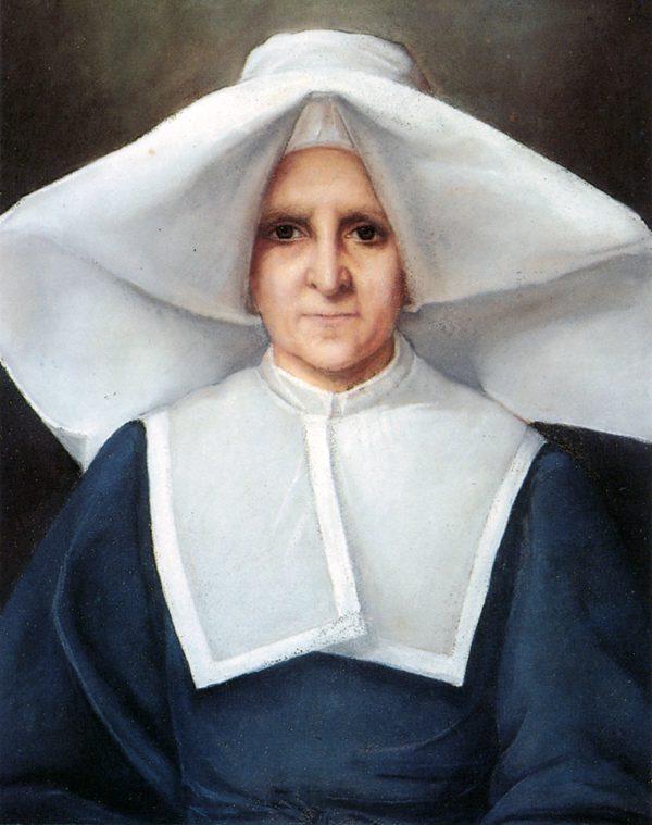 Oggi festeggiamo la Beata Rosalia Rendu