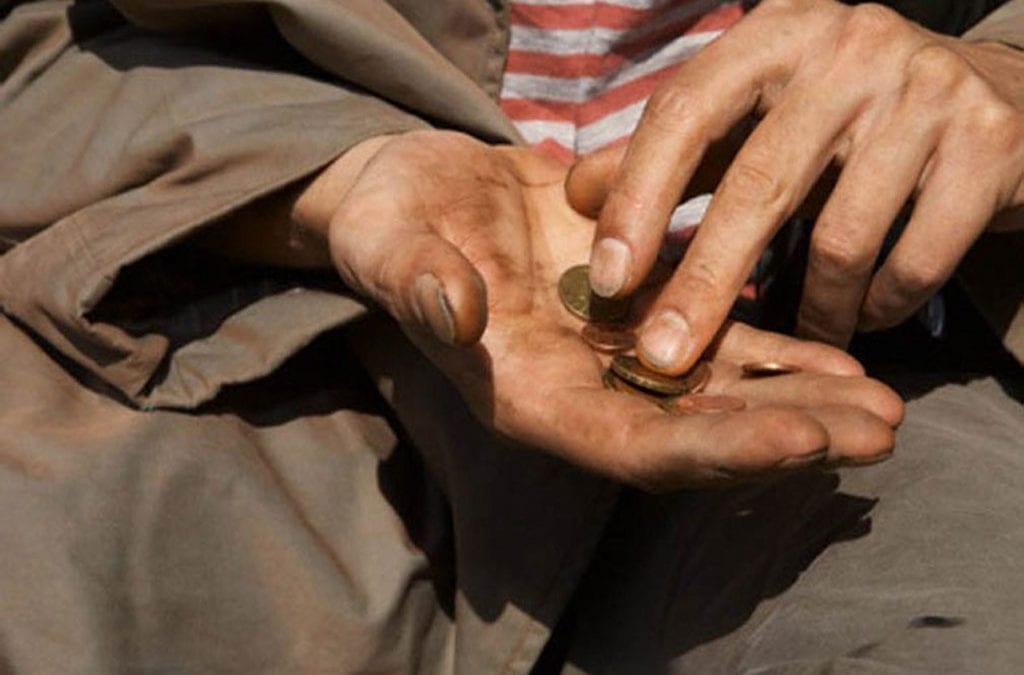Una persona su 4 a rischio povertà: lo dice la Banca d'Italia