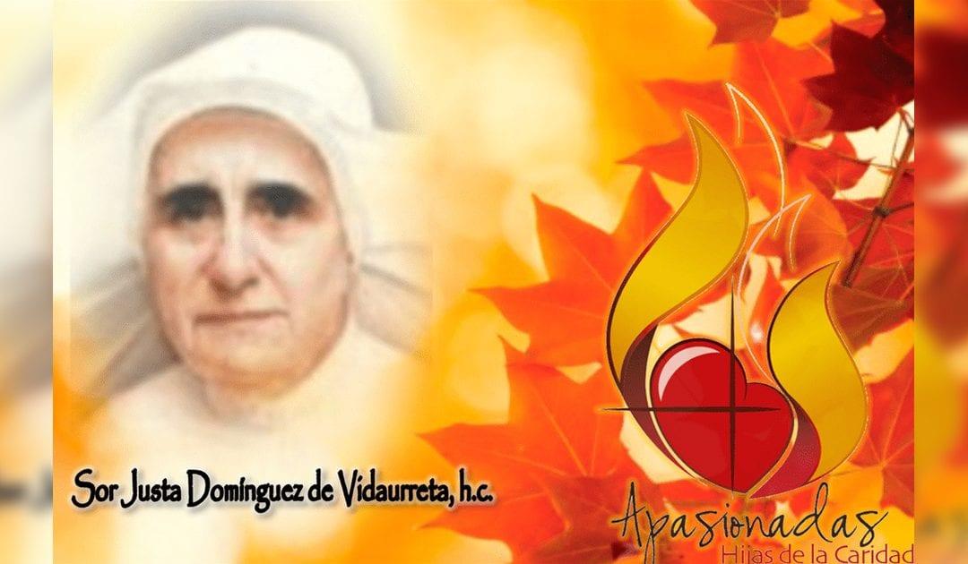 Quattro aspetti della santita' della Venerabile Suor Justa Dominguez de Vidaurreta, Figlia della Carità