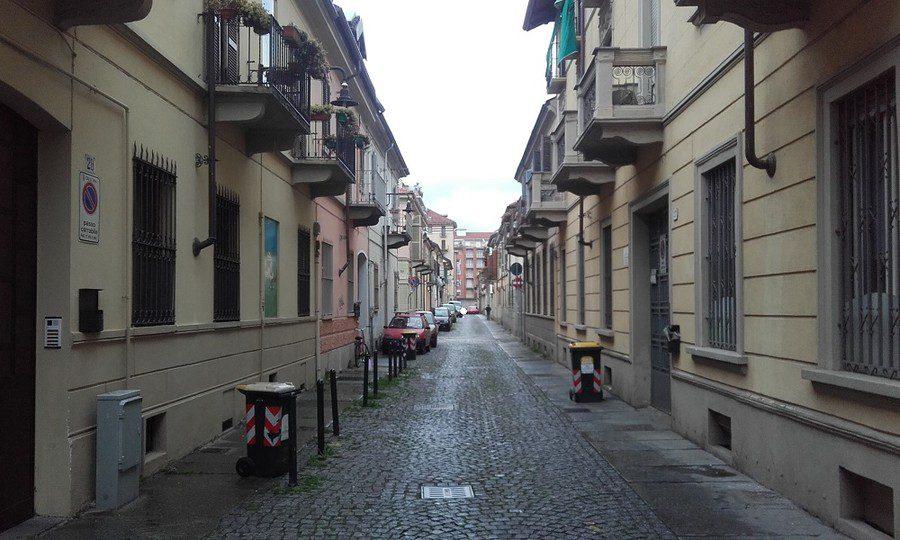 I GVV di Torino salvano dalla strada una famiglia marocchina