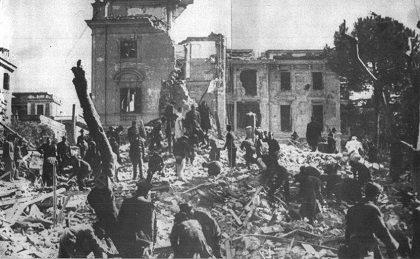 Roma 19 luglio 1943: dal diario delle Suore di Maria Bambina