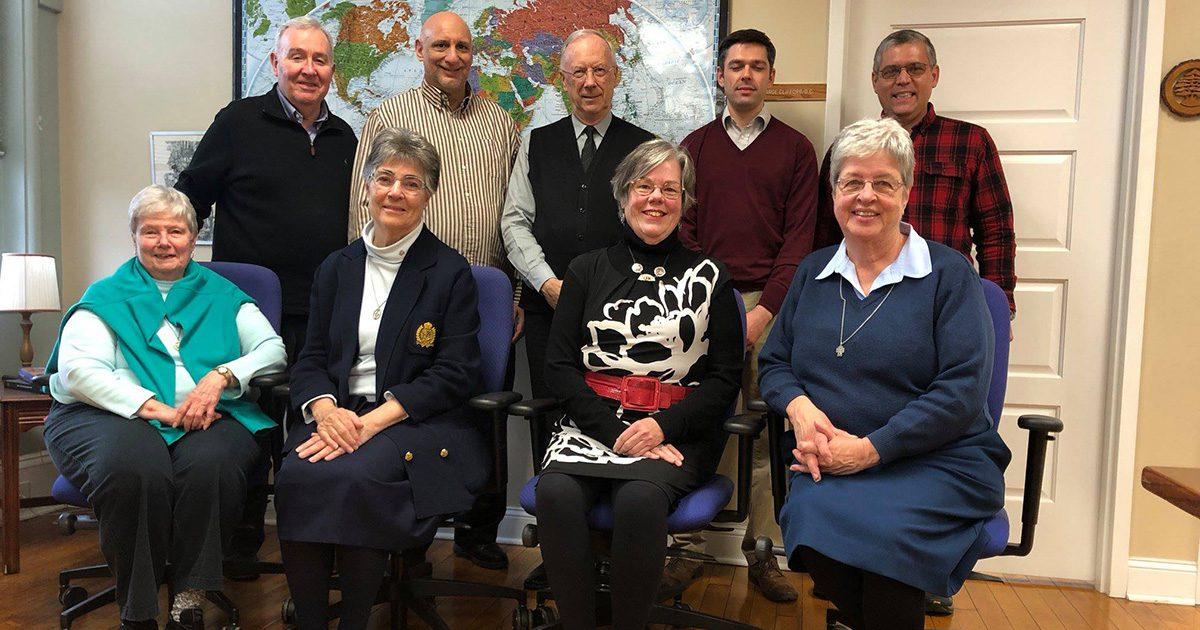 Riunione del nuovo Gruppo di Lavoro della Famiglia Vincenziana sulla Trasmissione del Carisma