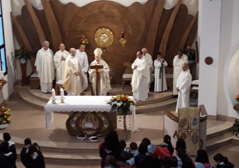 Parrocchia San Giovanni Battista: 50 anni di storia che continua….