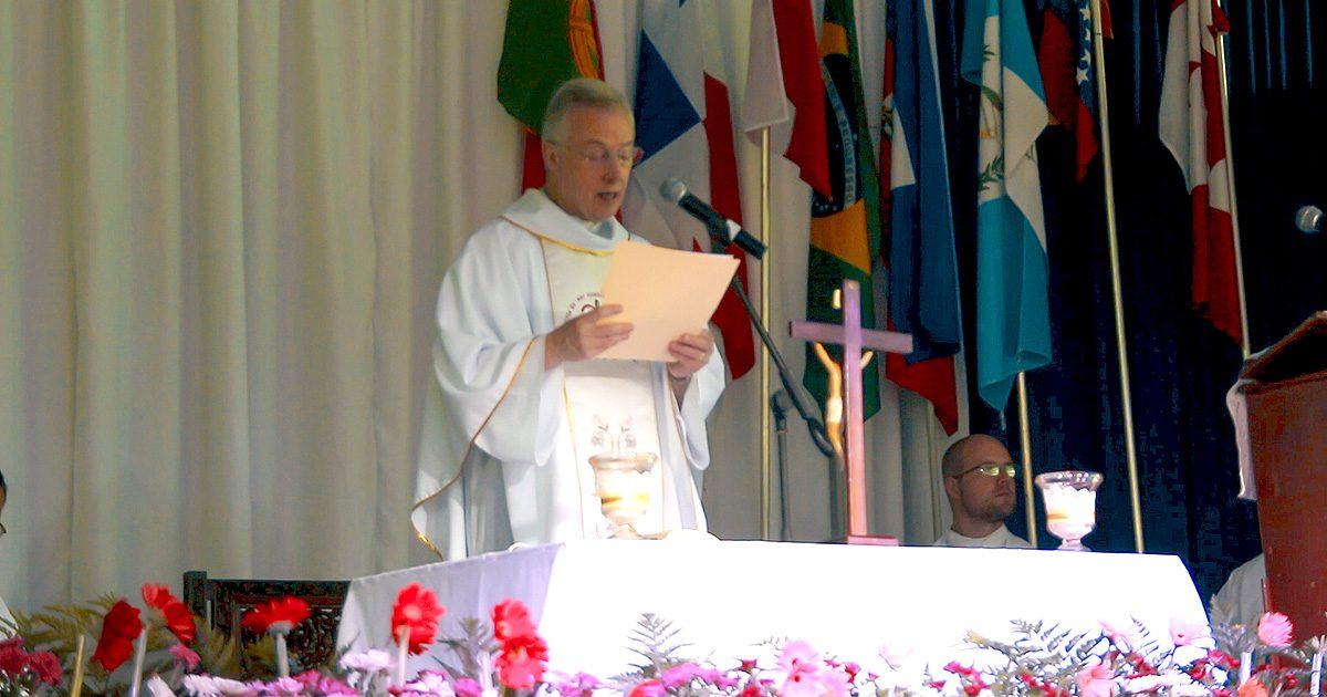 Omelia dell'Eucaristia di apertura dell'incontro della Gioventù Vincenziana a Panama