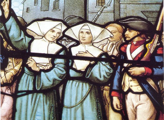 Martiri di Angers, suor Maria-Anna e suor Odilia