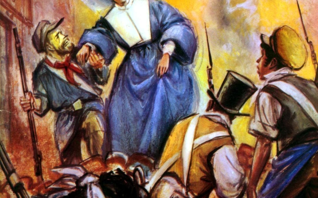 7 febbraio: Beata Rosalia Rendu la provvidenza per i poveri di Parigi