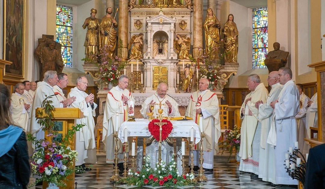 Il Superiore Generale celebra il Giubileo del Centenario delle Figlie della Carità – Provincia di Slovenia