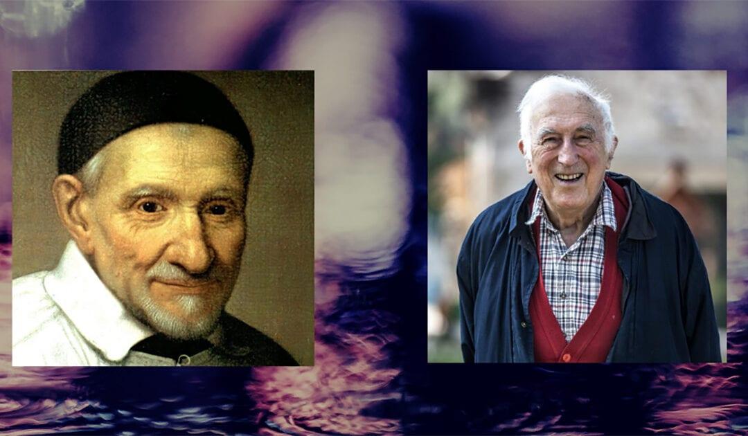 Due giganti agenti di cambiamento – Jean Vanier e Vincenzo de'Paoli