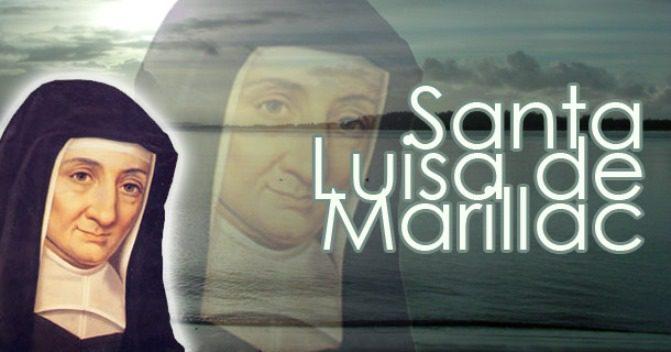 Santa Luisa de Marillac: dal desiderio della contemplazione all'azione