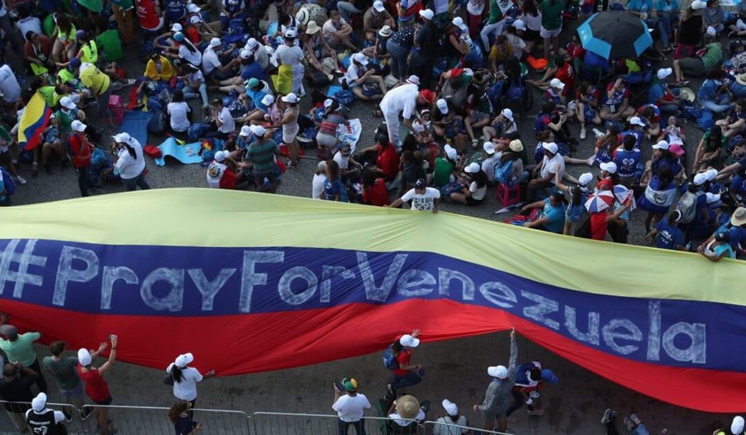 I membri della famiglia Vincenziana nel Venezuela ci parlano della situazione del Paese